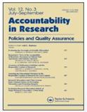Accountability in Research-Policies and Quality Assurance(研究方向:医疗道德)